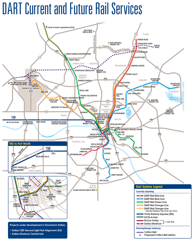 dart inmotion may  - dart current and future services map