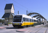 DART Rail at Downtown Garland Station image