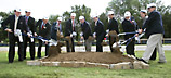 Image of Farmers Branch Station Groundbreaking