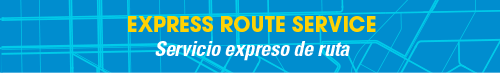 EXPRESS ROUTE SERVICE