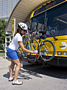 Image: DART Bus Bike Rack