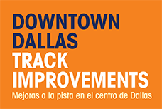 Downtown Dallas Track Improvements