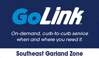GoLink Southeast Garland Zone