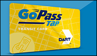 Learn more about the GoPass Tap card.