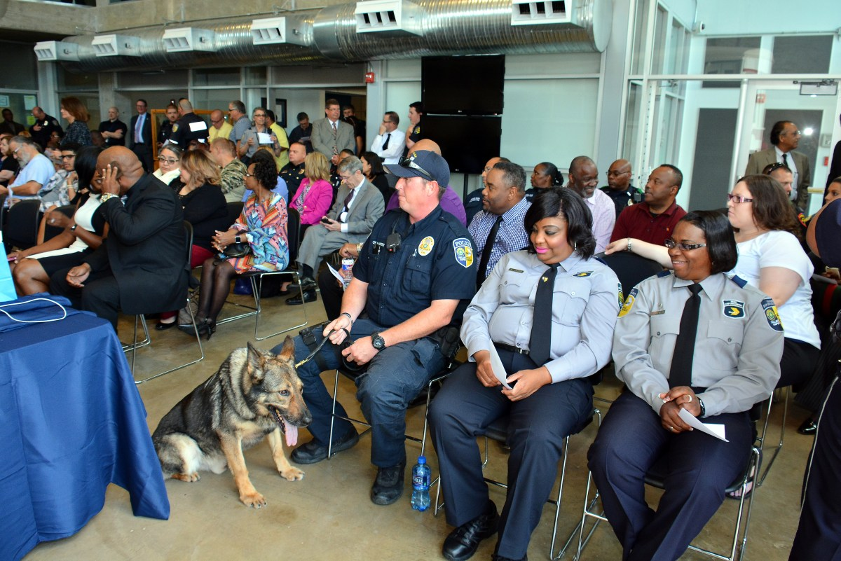 DART Police Awards Ceremony April 18, 2017
