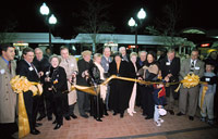 Image of Plano Ribbon Cutting ceremony