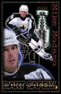 DART Safely Mike Modano Poster