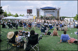 View more information about the Wildflower! Arts and Music Festival 2005 in a new browser window