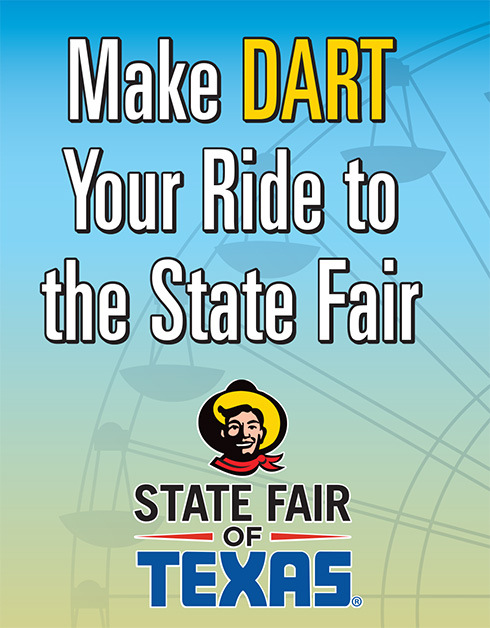 Make DART Your Ride to the State Fair