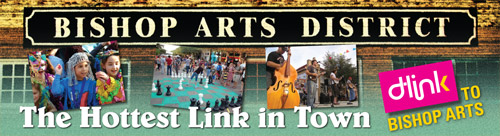 Learn more about the Bishop Arts District