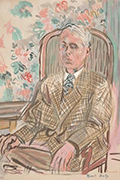 Raoul Dufy, Self-portrait, 20th century, lithograph, Dallas Museum of Art, Foundation for the Arts, The Alfred and Juanita Bromberg Collection, bequest of Juanita K. Bromberg 2000.105.FA