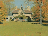 Endion (Remington's Home at New Rochelle), 1908