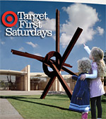 Target First Saturdays