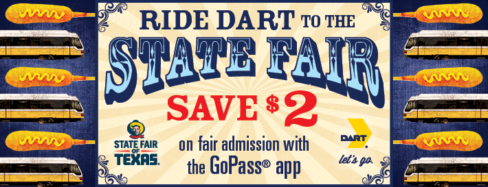 DART org - Ride DART to the State Fair of Texas®