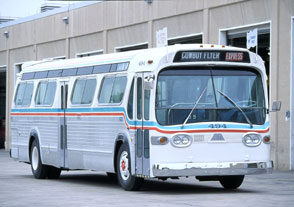 Thirteen years after retiring its wheels, the Dallas Transit System 1966 General Motors New Look bus has been fully restored and runs as smoothly as the day it came off the assembly line. Bus 494 hit the road for 40,560 hours and operated more than a million miles, and will now make appearances at DART special events and promotions.