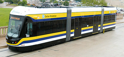 Dallas Streetcar photo